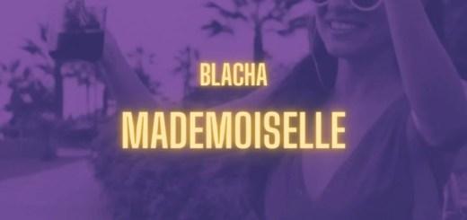 blacha mademoiselle tekst lyrics trapoffice