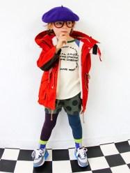amo la idea de leggings para chicos