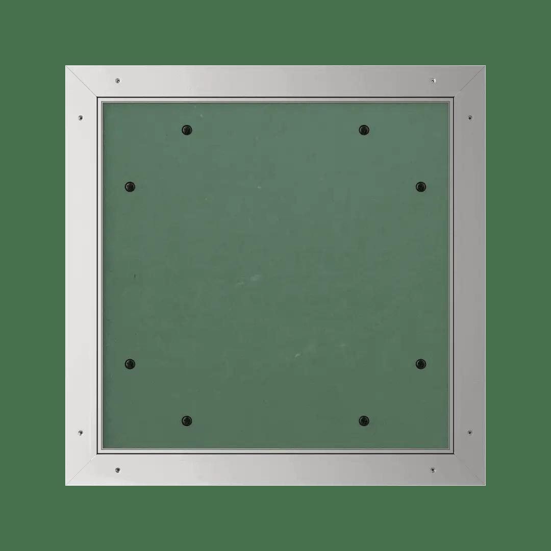 Trappe de visite plaque de plâtre 15 mm Eco Star trappe de visite plaque de platre alustar pousser lacher
