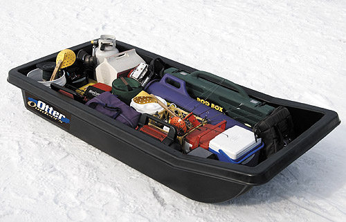 Product Review: The Otter Sled - Trapping Today