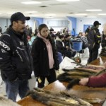 Thompson fur table draws in over 140 trappers