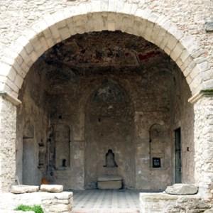 |RE| Wunderkammer, installazione, mixed media, Cappella Palatina, Castello di Montalbano Elicona 2013