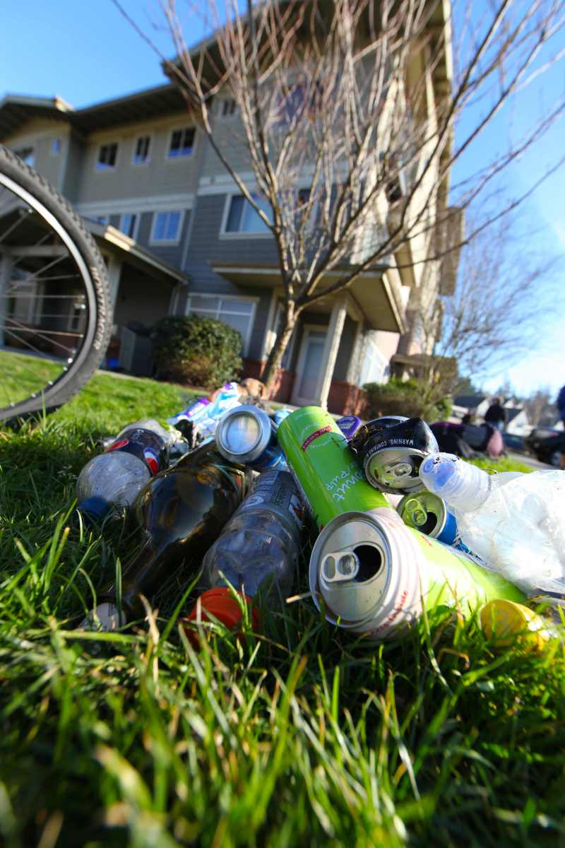 Roadside Litter The Great American Beverage Crisis