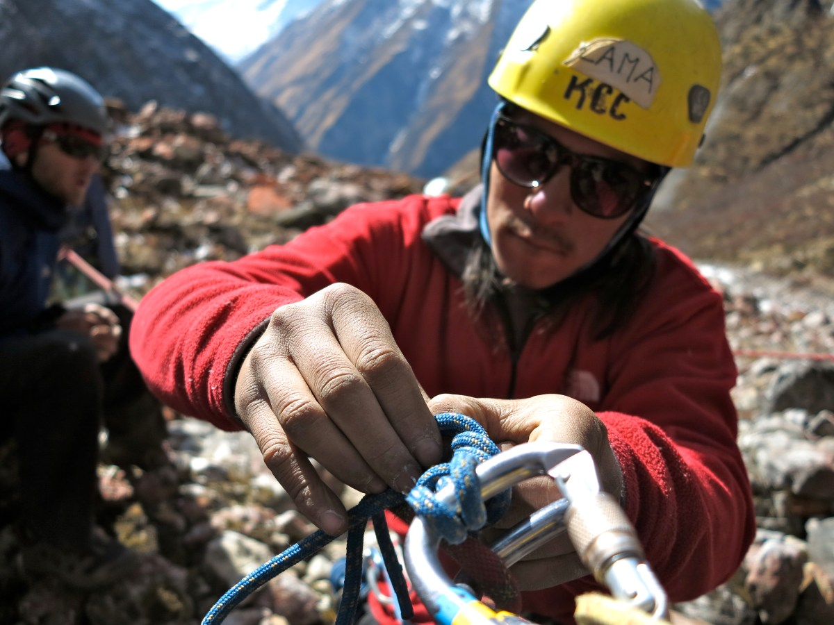 Green Guide to Getting Rid of Your Rock Climbing Gear