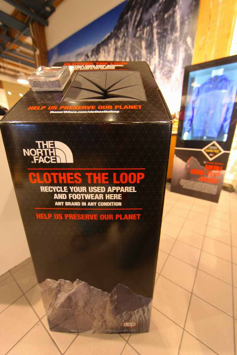 Clothes The Loop With The North Face  Trash Backwards Blog