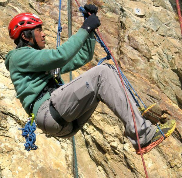 Rock Climbing Harness