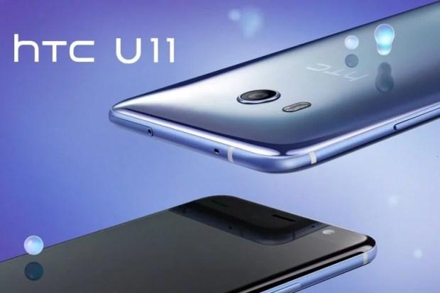 Флагман HTC U11 представлен официально