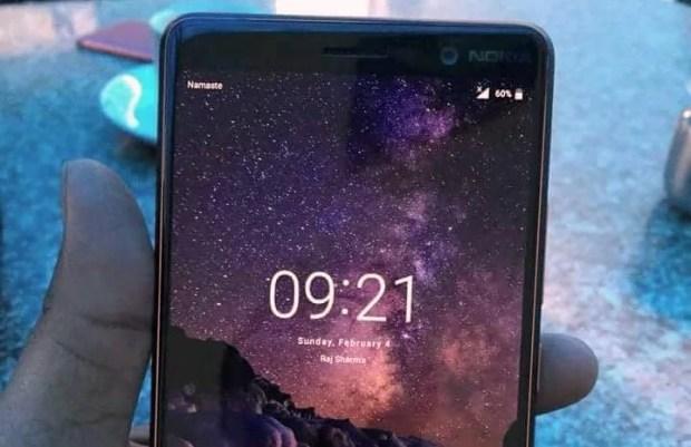 Новости: Инсайдер раскрыл новый безрамочный смартфон Nokia 7 Plus