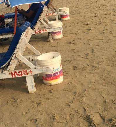 Beach Trash Cans (3)