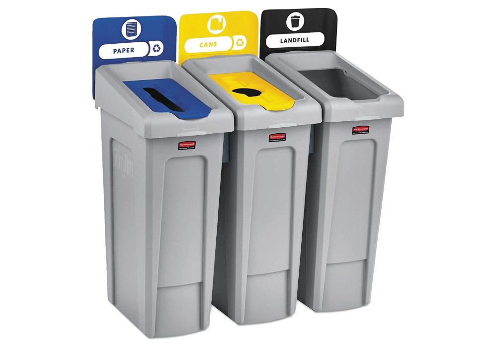 Sorting Trash Bin