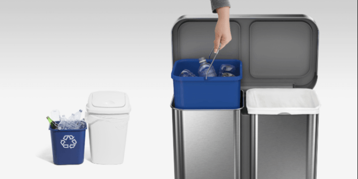 Different Types of Kitchen Trash Can