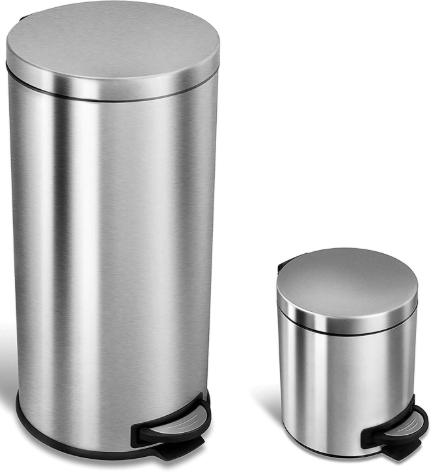 ninestars trash can