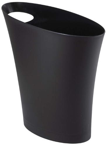 bathroom trash bin