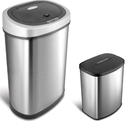 Motion Sensor Garbage Can