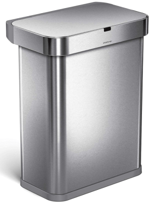 best automatic trash can