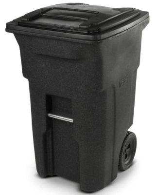 toter trash can 96 gallon