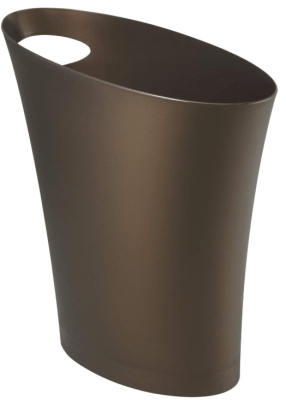 umbra skinny trash can