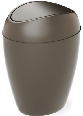 umbra twirla trash can