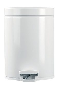 brabantia step trash can