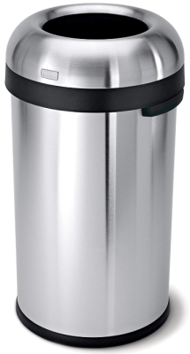 16 gallon kitchen trash can