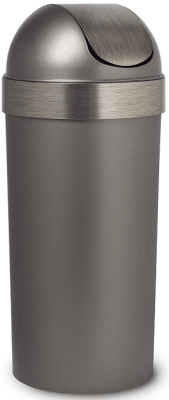 umbra 16 gallon trash can