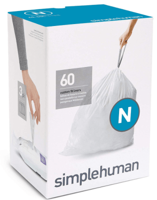 simplehuman trash can liners n