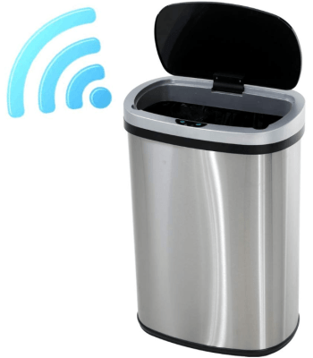 Automatic Trash Can with Motion Sensor