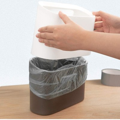 sinmon desktop trash can