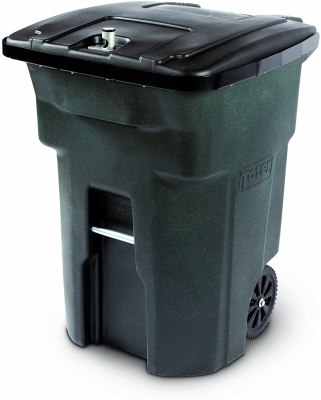 animal proof trash can
