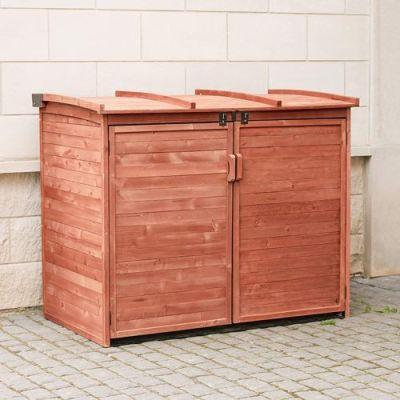 Outdoor Trash Can hider