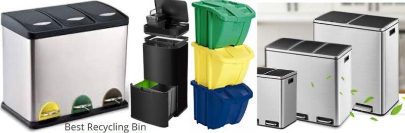 waste sorting bin