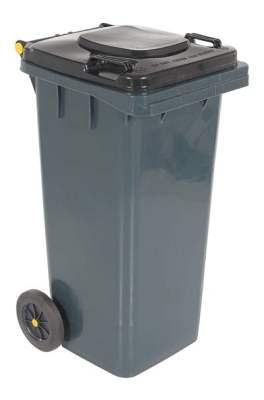 trash can with wheels