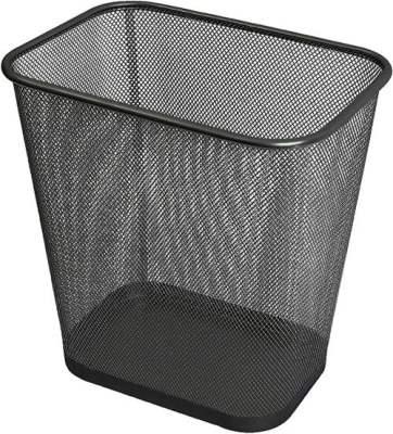 Ybmhome steel mesh trash can