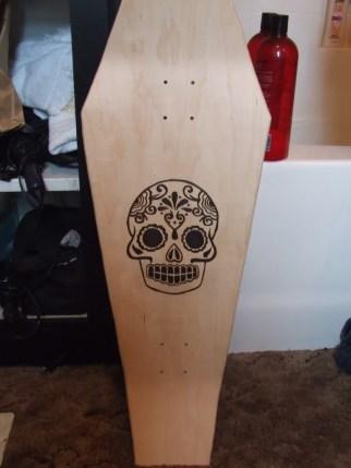 full frontal board