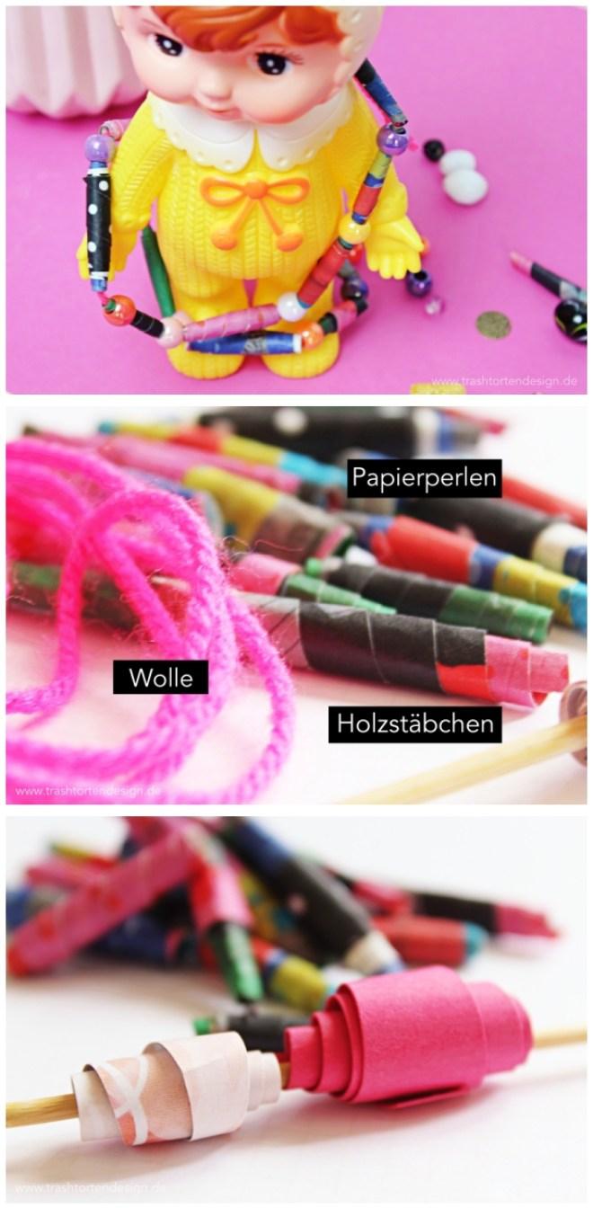 Papierperlen_Pinterest_DIY-Upcycling_Lapin and me_Dolls_basteln_Kinder