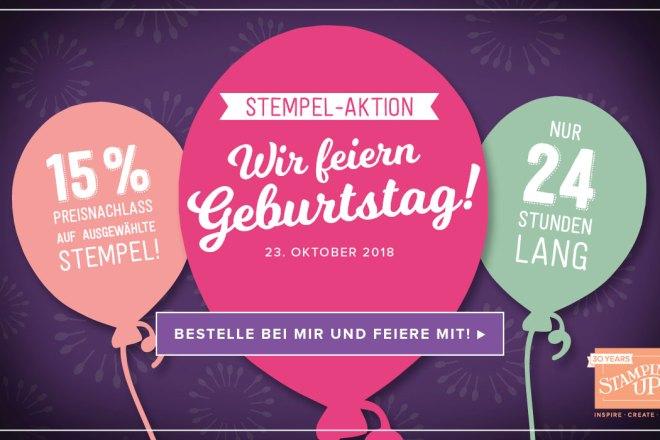 24 Stunden_ Aktion_stampinup_Magdeburg