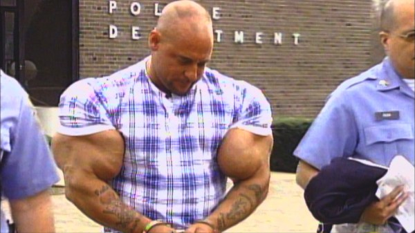 Gregg Valentino arrested for steroids