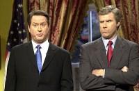 Will Ferrell played George W Bush on SNL