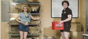 Elizabeth Banks and Seth Rogen star in \'Zack and Miri Make a Porno\'