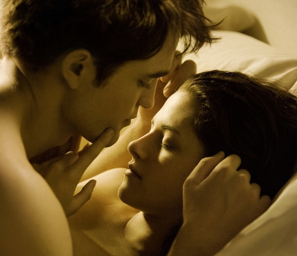 Sex and morality collide in 'Breaking Dawn'