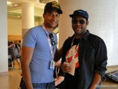 Keegan Michael Key and Jordan Peele at Comic Con 2013