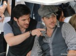 Colin O'Donoghue and Michael Raymond-James at Comic Con 2013