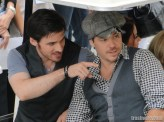 Colin O'Donoghue and Michael Raymond-James at Comic Con 2013
