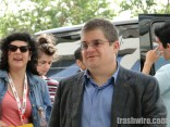 Patton Oswalt at Comic Con 2013