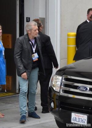 Ian McKellen at Comic Con 2013