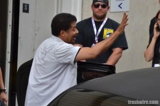 Niel deGrasse Tyson at Comic Con 2013