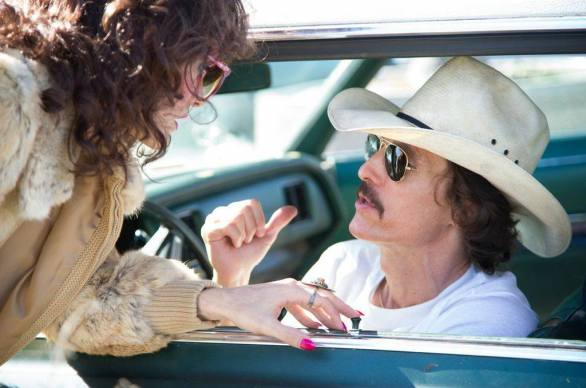 Matthew McConaughey and Jared Leto star in 'Dallas Buyer's Club'
