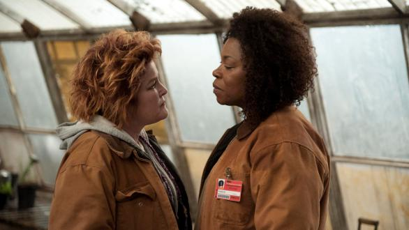 Mulgrew and Toussaint - oitnb