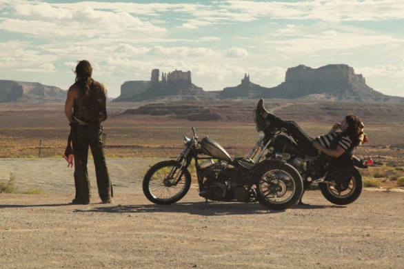 Jason Momoa and Robert Homer Mollohan in Road to Paloma