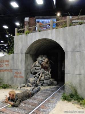 The Walking Dead Comic Con 2014